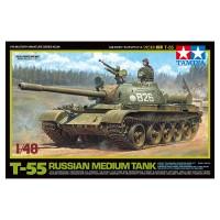 1/48 Russian Tank T-55