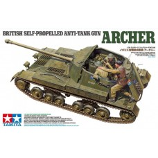 1/35 British Self-Propelled Anti-Tank Gun Archer