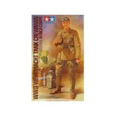 1/16 Wehrmacht tank crew Africa