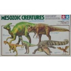 Mesozoic Creatures Set (Diorama Series NO.7)