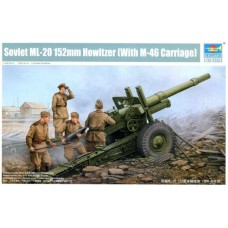 ML-20 152mm Howitzer M-46 1/35