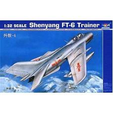 Shenyang FT-6 Trainer 1:32
