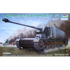 German 12.8cm Selbstfahrl 1/35