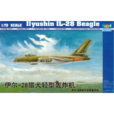 ILYSHIN IL-28 BEAGLE 1/72