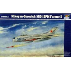 MiG-19 PM Farmer E