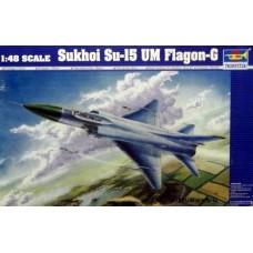 Sukhoi Su-15 UM Flagon F