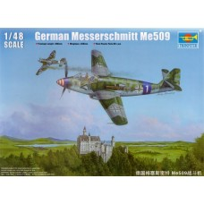 German Messerschmitt Me509 Fighter
