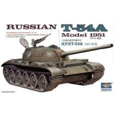 Russian T-54A (1951) Tank 1/35