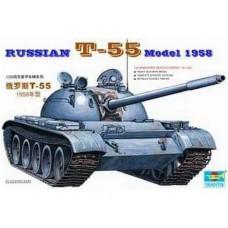 Russian T-55 (1958) Tank 1/35