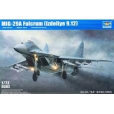 1/72 MIG-29A Fulcrum 9.12