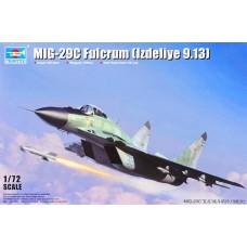 MIG-29C Fulcrum 9.13 1/72