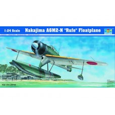 """Nakajima A6M2-N """"Rufe"""" 1/24"""