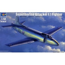 Supermarine Attacer F1 Fighter 1:48