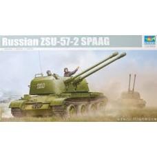1/35 Russian ZSU-57-2 SPAAG