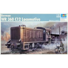Germany WR 360 C12 Locomotive