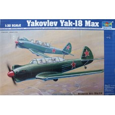 Yakovlev YAK-18 MAX 1:32