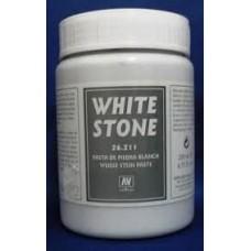 White Stone Paste 200 ml. Akril