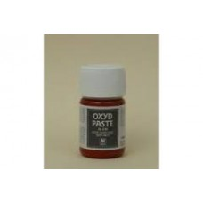 Red Oxyd Paste in 35 ml. Akril