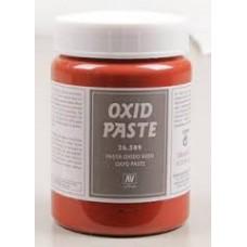 Red oxid paste 200 ml. Akril