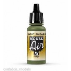 Cam. Light Green 17ml MA Akrilna boja