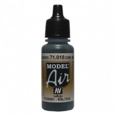Cam.Black Green 17ml MA Akrilna boja