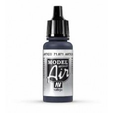 Artic Blue Metal 17ml MA Akrilna boja
