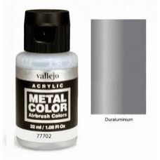 702 Duraluminium  Metal Color 35ml. Akrilna Boja