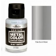 704 Pale Burnt Metal Metal Color 35ml. Akrilna Boja