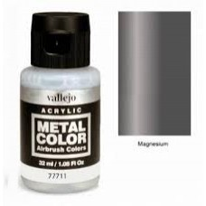 711 Magnesium Metal Color 35ml. Akrilna Boja