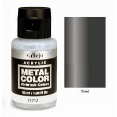 712 Steel Metal Color 35ml. Akrilna Boja