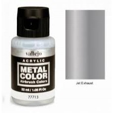 713 Jet Exhaust Metal Color 35ml. Akrilna Boja