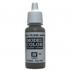 102 German Fieldgrey 17ml. MC Akrilna boja