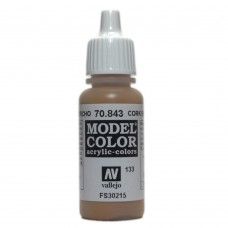 133 Cork Brown 17ml. MC Akrilna boja