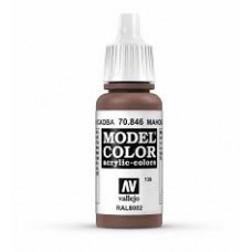 139 Mahogany Brown 17ml. MC Akrilna boja