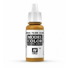127 Ochre Brown 17ml. MC Akrilna boja