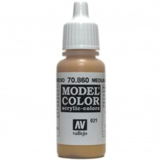 021 Medium fleshtone modelcolor 17ml.
