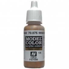 135 Beige Brown 17ml. MC Akrilna boja