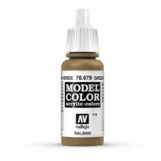 114 Green Brown 17ml. MC Akrilna boja