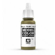 112 Yellow Green 17ml. MC Akrilna boja