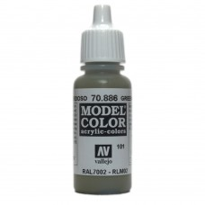 101 Green Grey 17ml. MC Akrilna boja