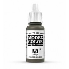 092 Olive grey akrilna boja MC 17ml.