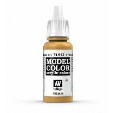121 Yellow Ochre 17ml. MC Akrilna boja