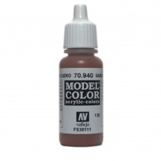 138 Saddle Brown 17ml. MC Akrilna boja