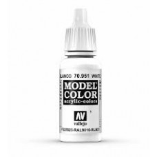 1 White 17ml. MC Akrilna boja