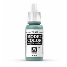 107 Light Green Blue 17ml. MC Akrilna boja