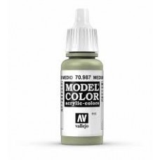 111 Medium Grey 17ml. MC Akrilna boja