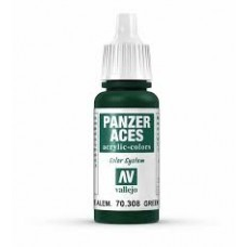 Green Tail Light 17ml. PA Akrilne boje