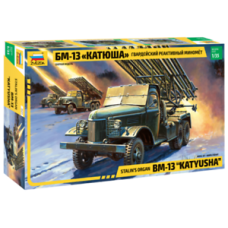 BM-13 Katyusha 1/35