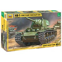 Soviet Heavy Tank KV-1 1/35