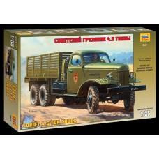 Soviet truck ZIS-151 1/35